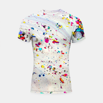 Thumbnail image of grown up candies Shortsleeve rashguard, Live Heroes
