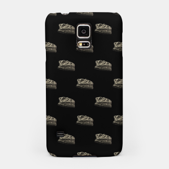 Thumbnail image of Dinosaur Skeleton Head Motif Pattern Samsung Case, Live Heroes