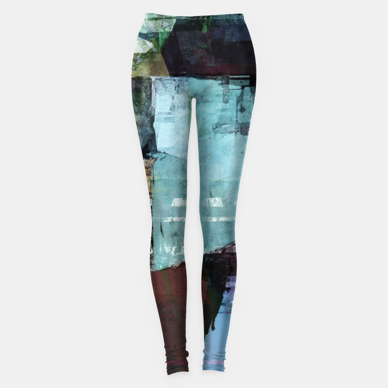 Image of Derelict Leggings - Live Heroes