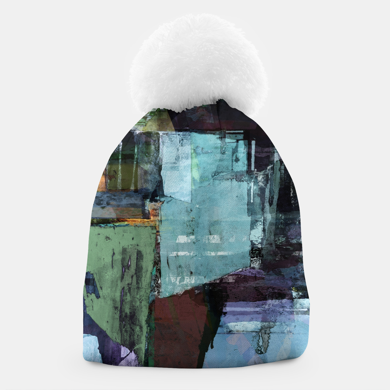Image of Derelict Beanie - Live Heroes