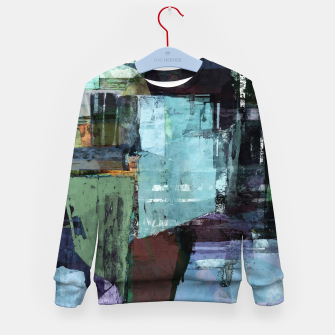 Thumbnail image of Derelict Kid's sweater, Live Heroes
