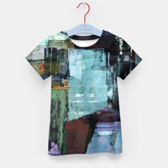 Thumbnail image of Derelict Kid's t-shirt, Live Heroes