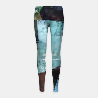 Thumbnail image of Derelict Girl's leggings, Live Heroes