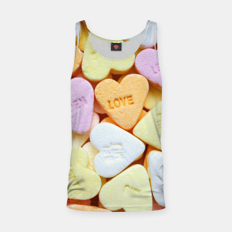 Thumbnail image of Love Candy Tank Top, Live Heroes