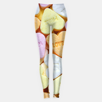 Miniature de image de Love Candy Leggings, Live Heroes