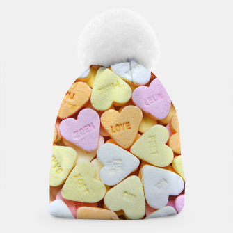 Thumbnail image of Love Candy Beanie, Live Heroes