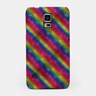 Thumbnail image of Rainbow Dragon Scales Samsung Case, Live Heroes