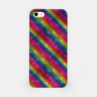 Miniaturka Rainbow Dragon Scales iPhone Case, Live Heroes