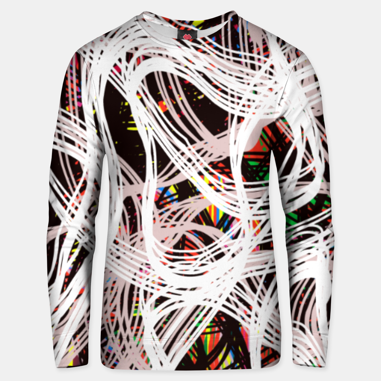 Image of PHASES Unisex sweater - Live Heroes