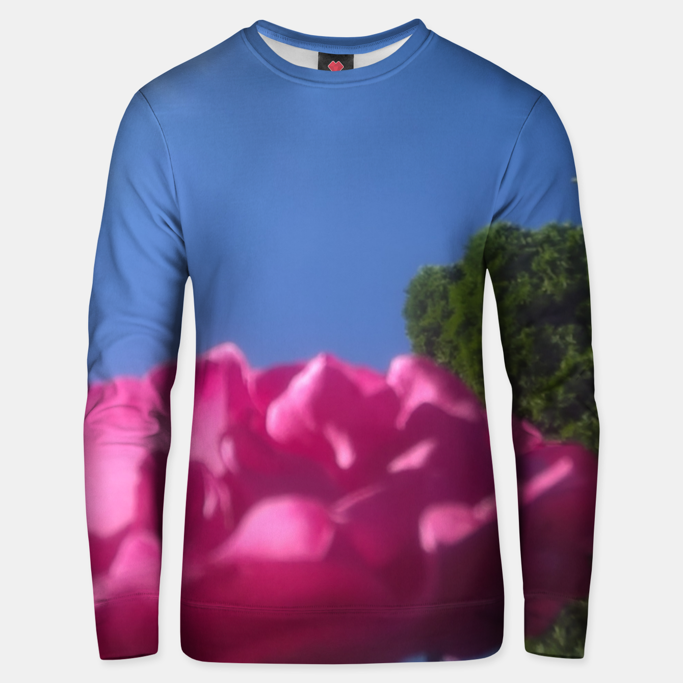 Image of Rose Unisex sweater - Live Heroes