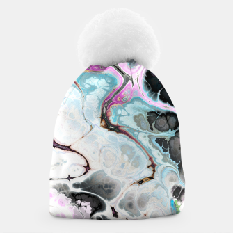 Thumbnail image of Colorful Marble Design Mütze, Live Heroes