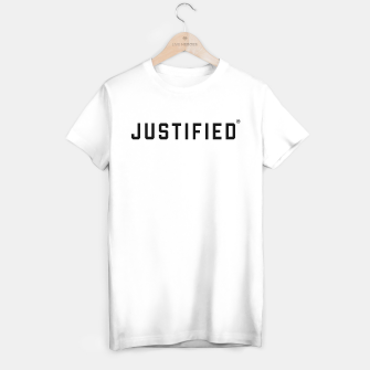 Thumbnail image of Justified - Tee, Live Heroes
