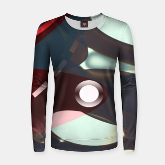 Thumbnail image of MONTIII Women sweater, Live Heroes