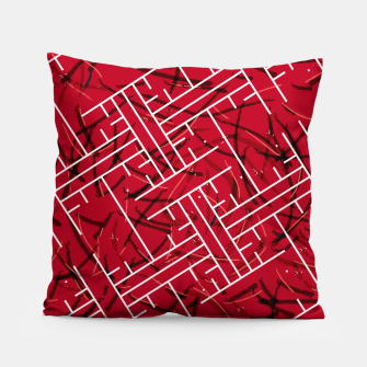 Thumbnail image of White Maze Fiery Edition Pillow, Live Heroes