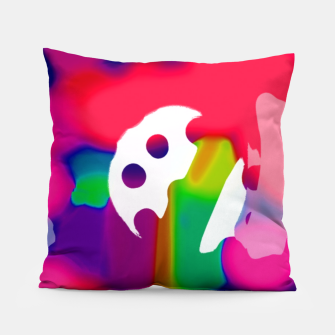Thumbnail image of vibez Pillow, Live Heroes