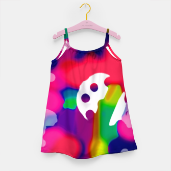 Thumbnail image of vibez Girl's dress, Live Heroes