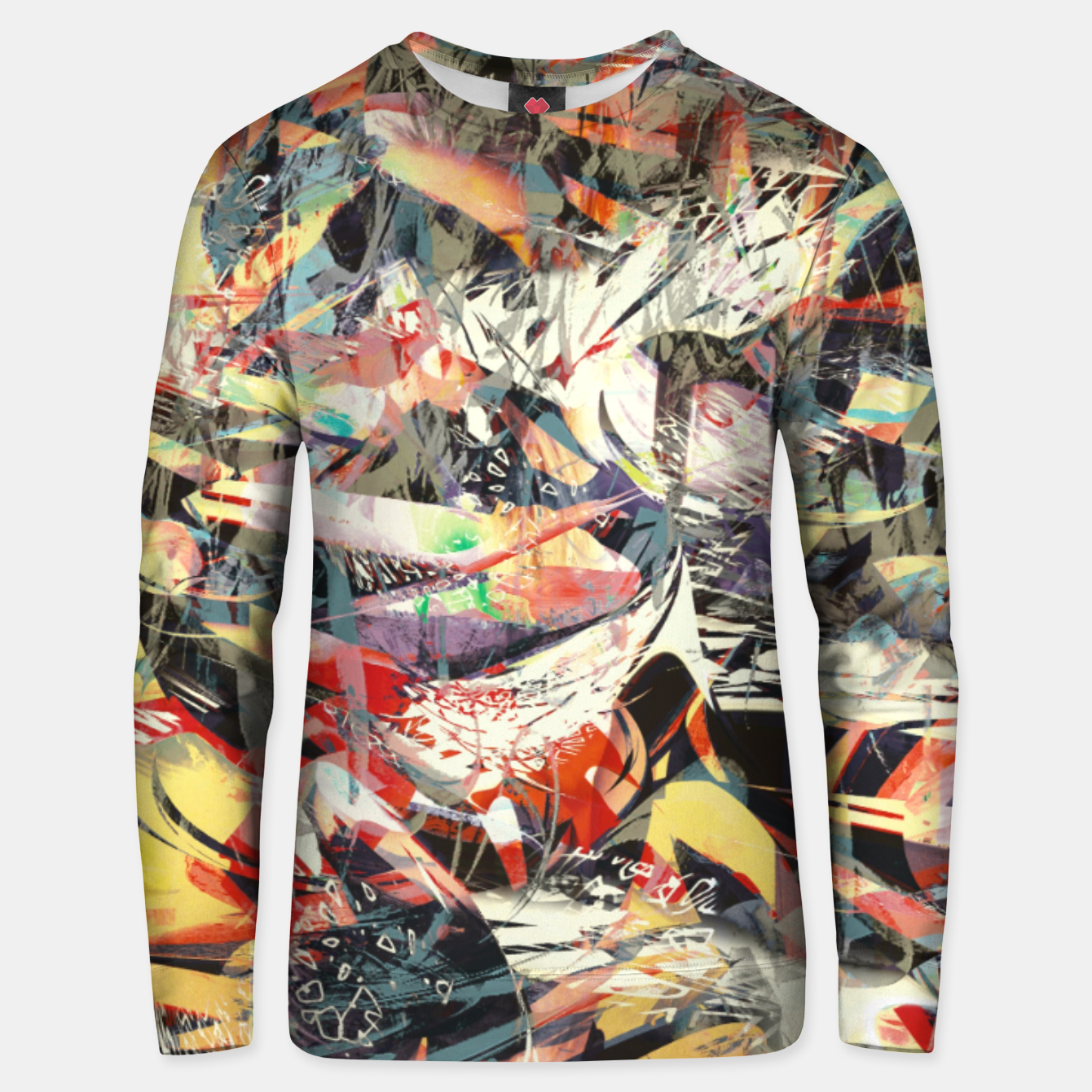 Image of Memories from Shanghai Unisex sweater - Live Heroes