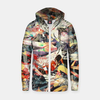 Thumbnail image of Memories from Shanghai Zip up hoodie, Live Heroes