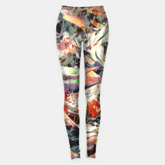 Thumbnail image of Memories from Shanghai Leggings, Live Heroes