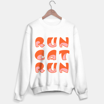 Thumbnail image of RunCatRun Hypno font in halves  Sweater regular, Live Heroes