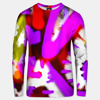 Thumbnail image of Redroselifesigns Unisex sweater, Live Heroes