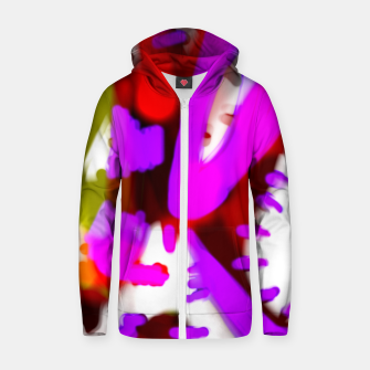 Thumbnail image of Redroselifesigns Zip up hoodie, Live Heroes