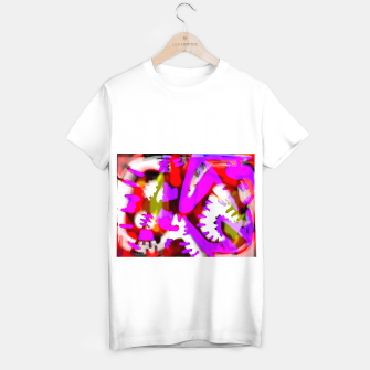 Thumbnail image of Redroselifesigns T-shirt regular, Live Heroes