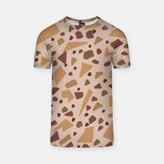Miniature de image de Jesmonite Terrazzo Being  Camiseta, Live Heroes