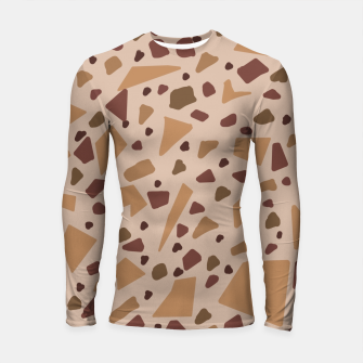 Thumbnail image of Jesmonite Terrazzo Being  Longsleeve rashguard, Live Heroes