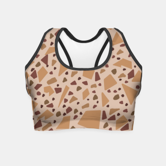 Miniature de image de Jesmonite Terrazzo Being  Crop Top, Live Heroes