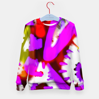 Thumbnail image of Redroselifesigns Kid's sweater, Live Heroes