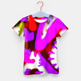 Thumbnail image of Redroselifesigns Kid's t-shirt, Live Heroes