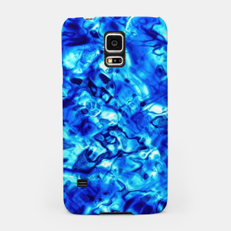 Thumbnail image of Blue Water Abstract Samsung Case, Live Heroes