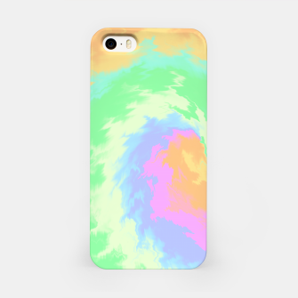 Miniatur Psychedelic Cool Dog iPhone Case, Live Heroes