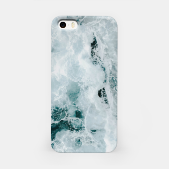 Miniaturka ocean waves iPhone Case, Live Heroes