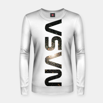 nasa Women sweater obraz miniatury
