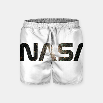 nasa Swim Shorts obraz miniatury