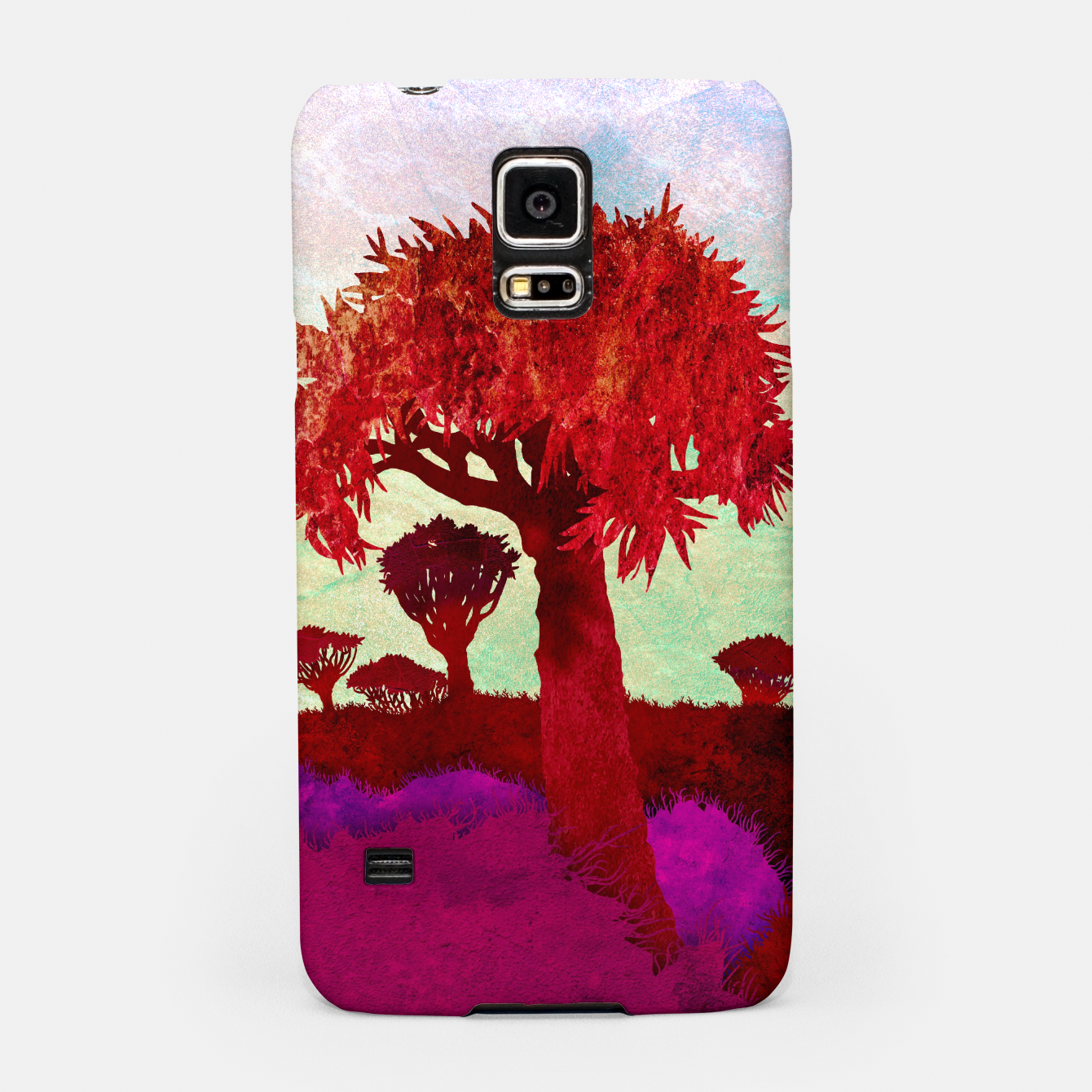 Image of One grass Samsung Case - Live Heroes