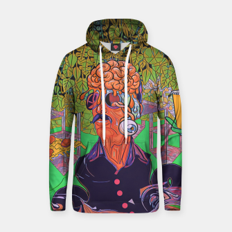 Thumbnail image of Pizza or Soda Hoodie, Live Heroes