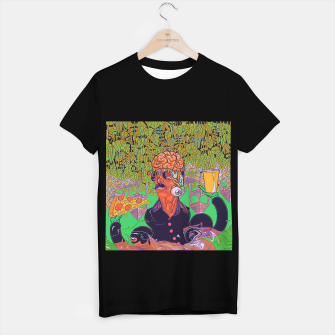 Thumbnail image of Pizza or Soda T-shirt regular, Live Heroes