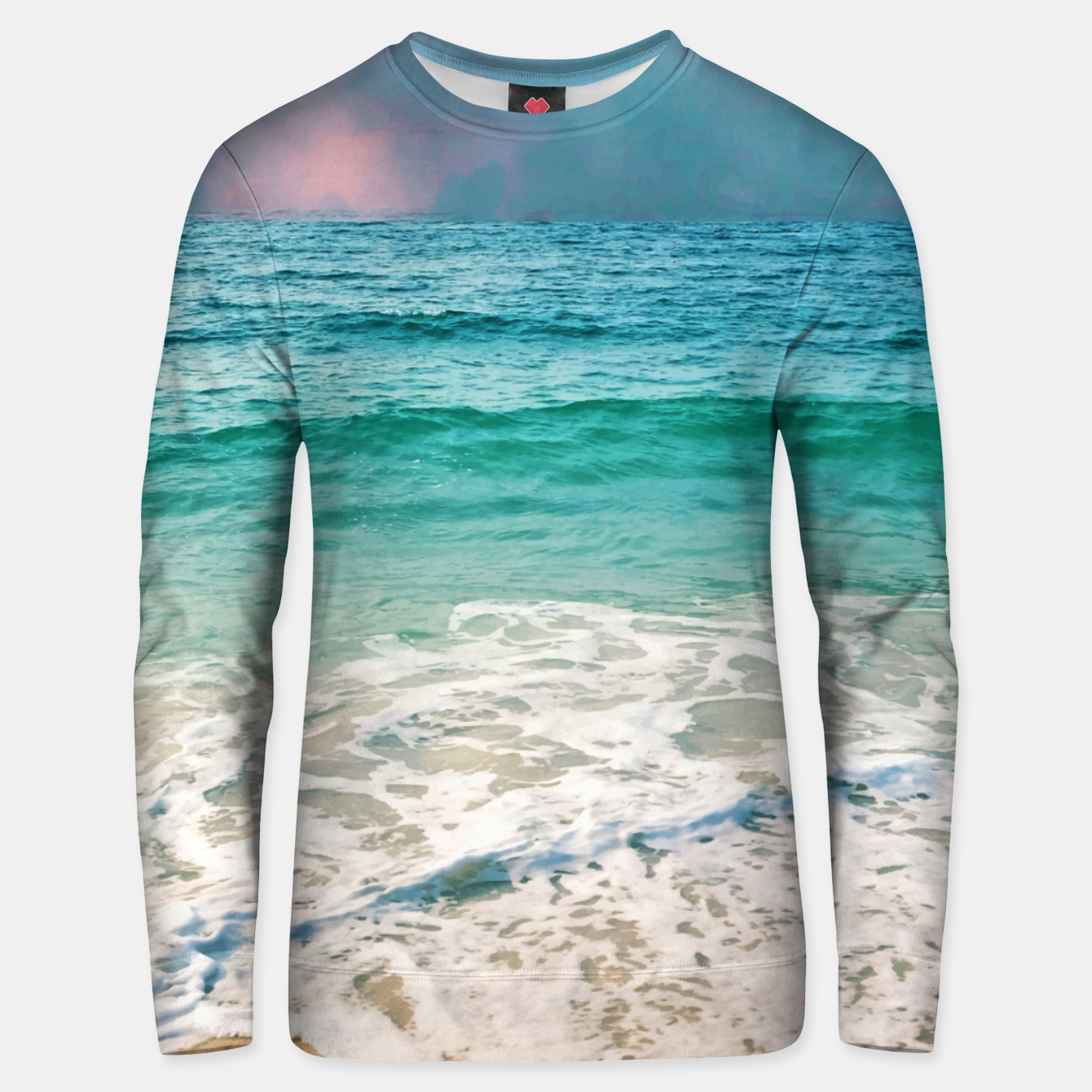 Image of New Day II Unisex sweater - Live Heroes