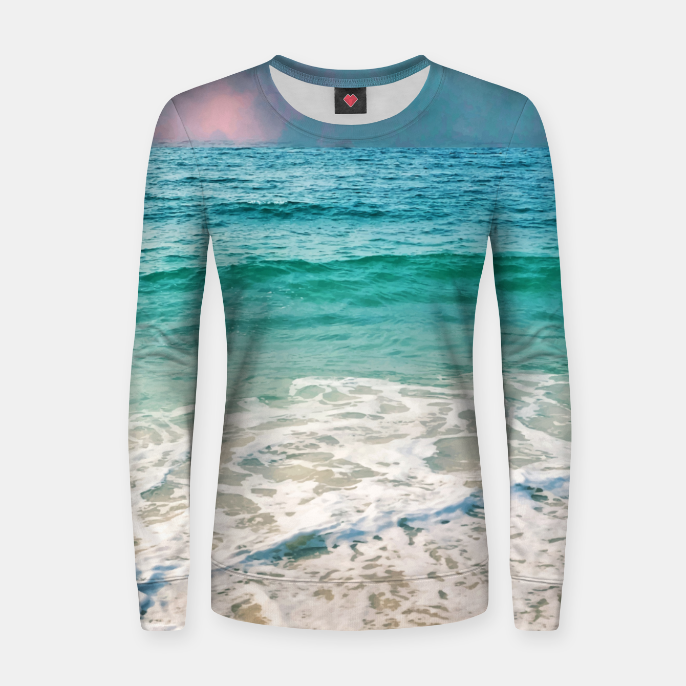 Image of New Day II Women sweater - Live Heroes