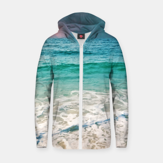 Miniature de image de New Day II Zip up hoodie, Live Heroes