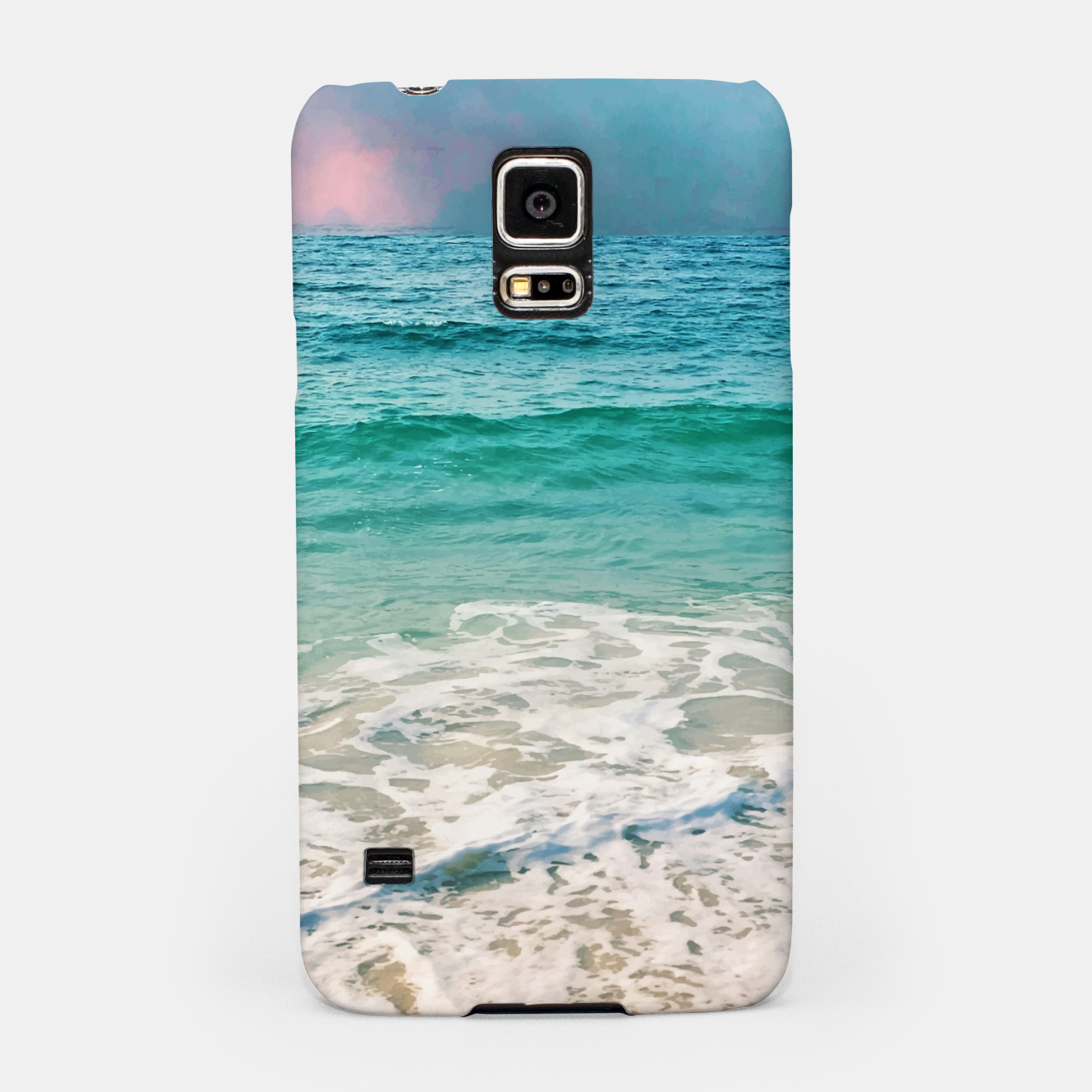 Image of New Day II Samsung Case - Live Heroes