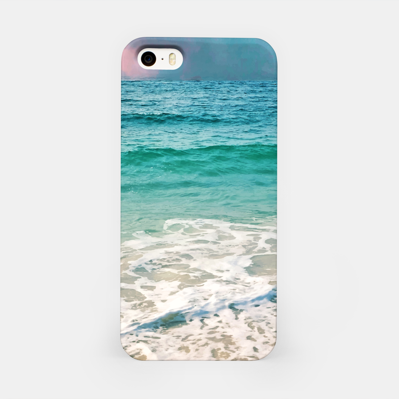 Image of New Day II iPhone Case - Live Heroes
