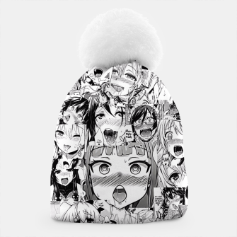 Thumbnail image of Ahegao classic Beanie, Live Heroes