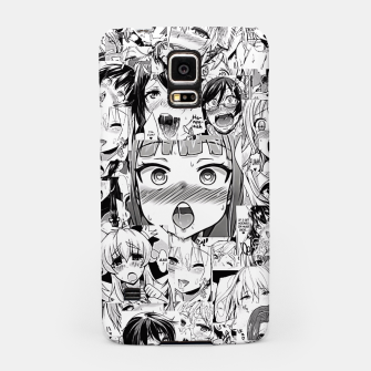 Thumbnail image of Ahegao classic Samsung Case, Live Heroes