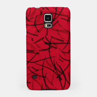 Thumbnail image of Fiery Void Ashes Dance Samsung Case, Live Heroes