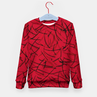 Thumbnail image of Fiery Void Ashes Dance Kid's sweater, Live Heroes