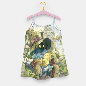 Miniatur Vivi Rain Girl's dress, Live Heroes